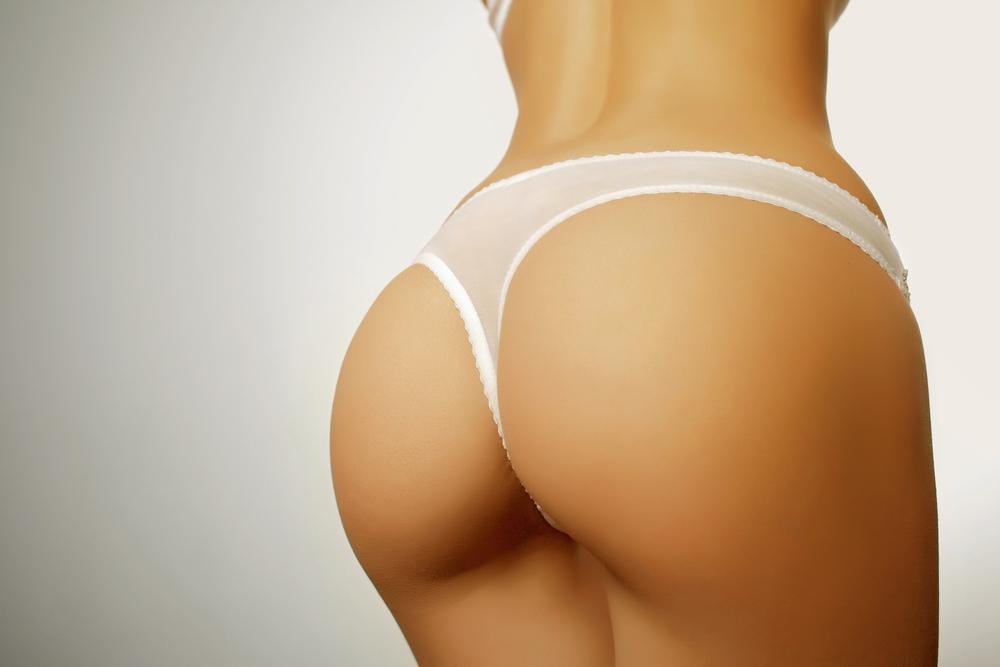 Augmentation des fesses par lipofilling