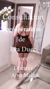 Eva Ducci, 4 litres de graisse